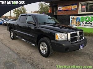 2007 Dodge Dakota ST Quad Cab 4WD CERTIFIED! WARRANTY!