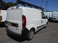 Fiat Doblo 1.3 Multijet 16V Sx Van DIESEL MANUAL WHITE (2012)
