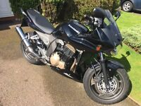 KAWASKI Z750S - LOW, LOW MILES! - Less than 4000 miles from new
