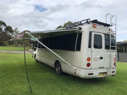 Motorhome  campervan  Mitsubishi Dora Creek Lake Macquarie Area Preview