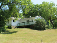 Bear Lake Home/Cottage with Acreage Noelville, Ont