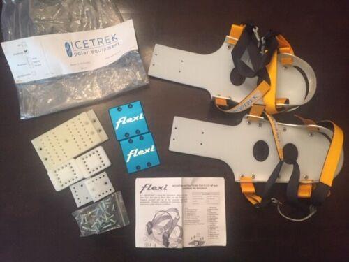 NEW Icetrek Flexi Ski Binding - Oversize