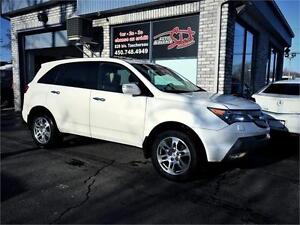 2009 ACURA MDX SH-AWD ***7 PASSAGERS***
