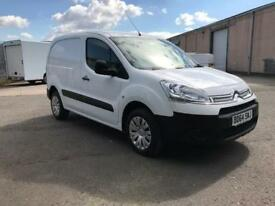 Citroen Berlingo L1 DIESEL 1.6HDI 850 X 90PS DIESEL MANUAL WHITE (2014)