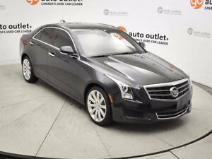 2014 Cadillac ATS 3.6L Luxury All-wheel Drive AWD