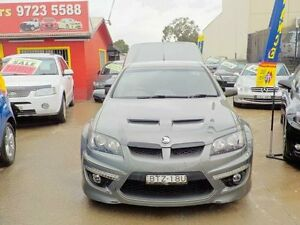 2010 Holden Special Vehicles Maloo R8 Grey Automatic Utility Lansvale Liverpool Area Preview