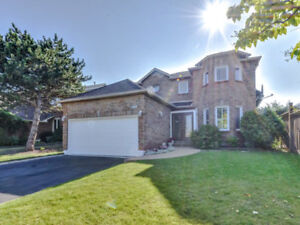 OAKVILLE DETACHED WITH POOL FOR SALE
