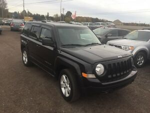 2011 Jeep Patriot 4WD 4dr North