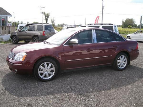 Used 2005 Ford Five Hundred