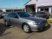 2006 Ford Falcon BF XT Grey 4 Speed Sports Automatic Sedan North St Marys Penrith Area Preview