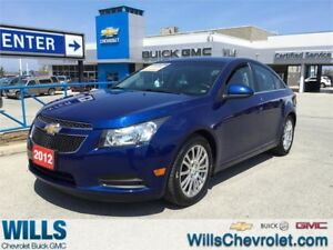 2012 Chevrolet Cruze ECO | MANUAL TRANS | AC