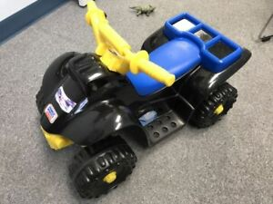 Fisher Price Power Wheels Quad