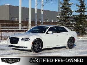 2018 Chrysler 300 AWD S Accident Free,  Navigation (GPS),  Leath