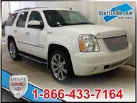 2013 GMC YUKON; RARE FIND!! DENALI HYBRID W/ LEATHER & NAV!