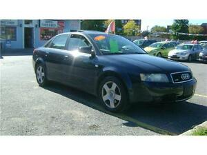 2005 Audi A4 1.8T ***Fully Loaded***