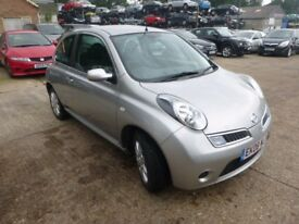 NISSAN MICRA - EK08WLB - DIRECT FROM INS CO