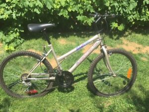 STORM SUPER CYCLE 15 SPEED MOUNTAIN BIKE SILVER