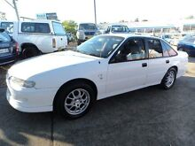 1995 Holden Commodore VS S White 4 Speed Automatic Sedan North St Marys Penrith Area Preview
