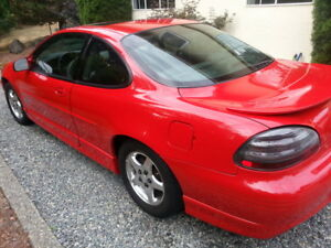 1997 Pontiac Grand Prix GTP Coupe (2 door)