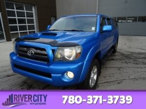 2010 Toyota Tacoma 4WD DOUBLECAB TRD Accident Free,  Leather,  H