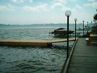 DOCKS - ALUMINUM & WOODEN, FLOATERS, POST DOCKS, BOAT LIFTS