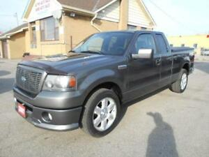 2007 FORD F150 FX2 SPORT Extended Cab 4.6L Certified 199,000KMs