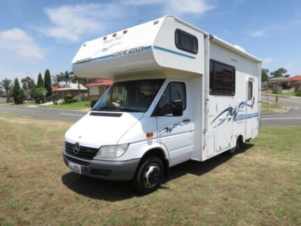 Winnebago Leisure Seeker – AUTO - MERCEDES