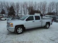 Coming in soon 2014 Chevrolet Crew 4x4 6.5ft box