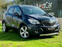 Vauxhall Mokka 1.6 i VVT Exclusiv Lovely Specification with the Exclusiv Edition
