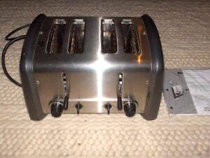 KITCHENAID Pro Line 4 Slice Toaster and KITCHENAID Blender