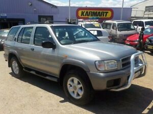 2001 Nissan Pathfinder WX II ST Silver 4 Speed Automatic Wagon North St Marys Penrith Area Preview