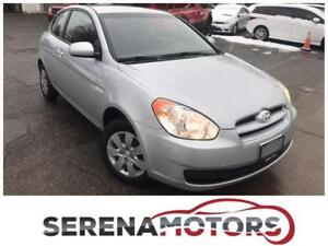 HYUNDAI ACCENT GL MANUAL | ONLY 43K | NO ACCIDENTS | CERTIFIED