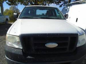 2007 Ford F-150 XL 4x4, 4 Doors, Trailer Hitch/brakes, AC!