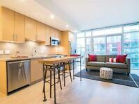 OLYMPIC VILLAGE - TOP FLOOR 1-BDRM  UNIT Brand New!!