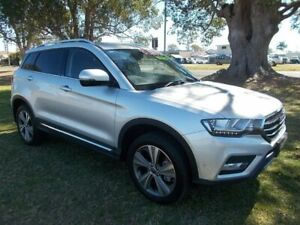 2017 Haval H6 Lux DCT Silver 6 Speed Sports Automatic Dual Clutch Wagon Kempsey Kempsey Area Preview