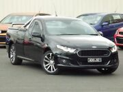 2014 Ford Falcon FG MkII EcoLPi Ute Super Cab Black 6 Speed Automatic Utility Diggers Rest Melton Area Preview