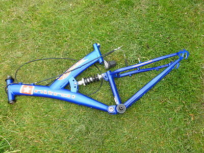 Mountain Bike  MTB Frame 24 inch complete with shock absorber.