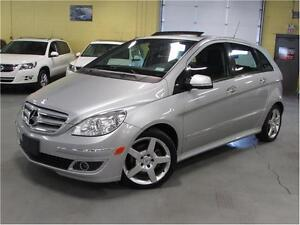 2008 Mercedes-Benz B-Class B200 Turbo / TURBO /PANORAMIC SUNROOF
