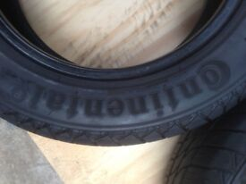2 Tyres Wanted 225/40ZR18 part Worns at least 3.5mm