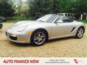 2005 Porsche Boxster TEXT EXPRESS APPROVAL TO 780-708-2071