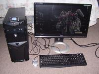 complete pc setup