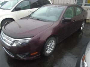2011 FORD FUSION S 125000KM, TOUTE EQUIPE $6995.00