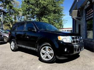 2010 Ford Escape Limited 4X4 2.5L I4 CUIR TOIT MAGS