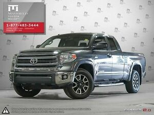 2014 Toyota Tundra Double Cab TRD off-road package 5.7L V8 4x4