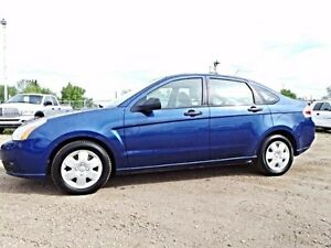 2008 Ford FOCUS FWD 4 DR