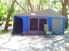 12 ft family camper trailer with extras Tapping Wanneroo Area Preview
