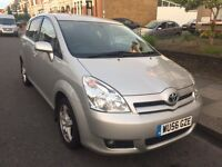 2007 Toyota Corolla Verso 1.8 T Spirit Multimode, AUTOMATIC, 7 SEATER, FULL LEATHER