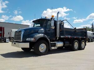 2006 MACK CTP713 DUMP TRUCK FINANCING AVAILABLE!