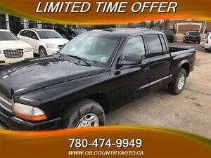 2004 Dodge Dakota Sport 4dr Quad Cab S