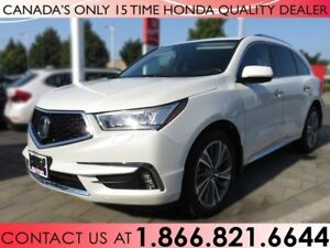 2017 Acura MDX ELITE 6 PASS | LOW KM'S | 1 OWNER | NO ACCIDENTS